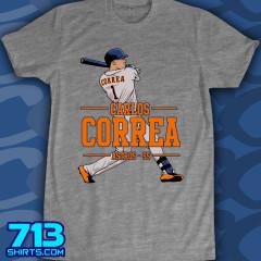 Astros – Correa
