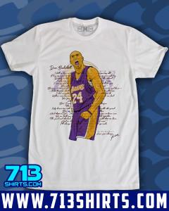 Kobe's Poem