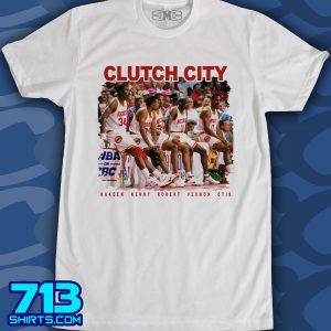 Rockets – Clutch City Lineup