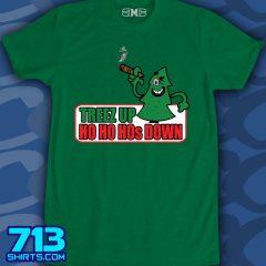 Christmas – Treez Up (Tee)