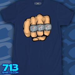 Broncos – 3 Rings