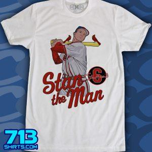 Cardinals: Stan The Man
