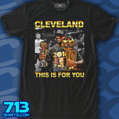 Cavs – For Cleveland