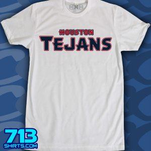 Texans – Houston Tejans