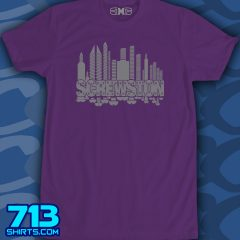 Screwed Up – Screwston Skyline (1 Color)