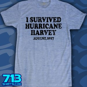 I Survived Harvey