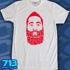 Rockets – Fear The Beard (1 color)